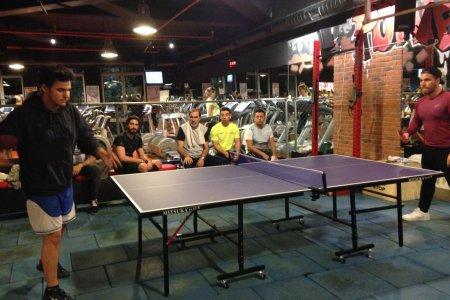 Masa Tenisi Turnuvası